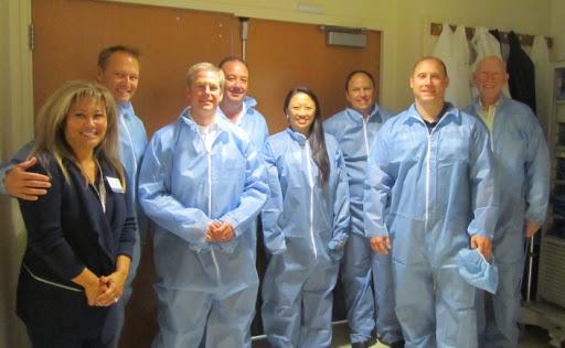 fresh start surgical gifts Volunteer Surgeons in scrubs